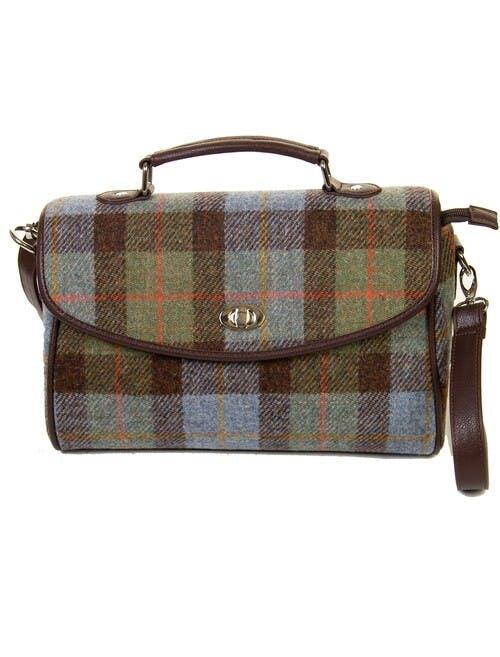 Harris Tweed Satchel Bag