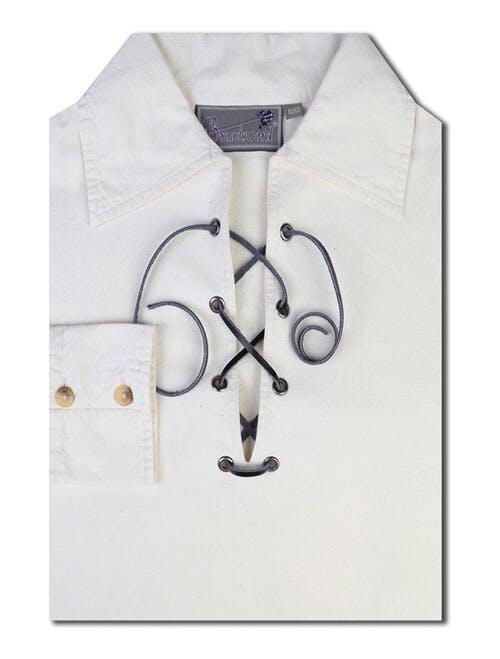 Ivory Boys Ghillie Shirt