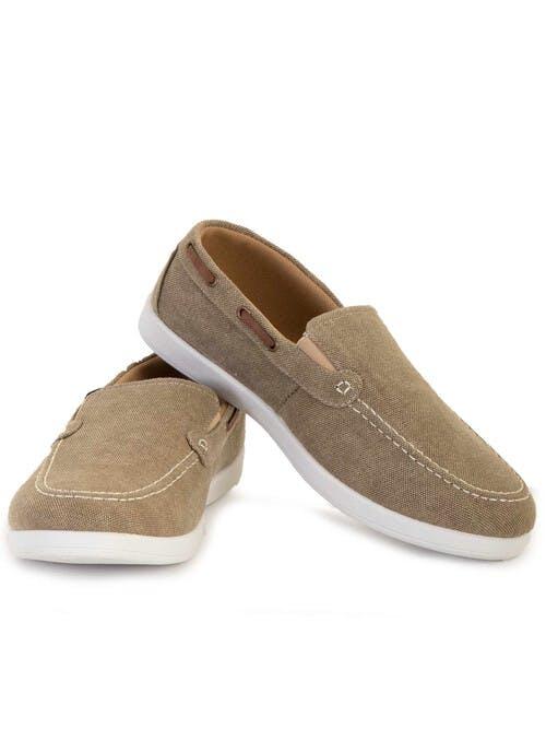 Stone Mens Slip On Shoe