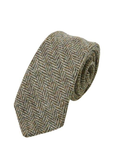 Harris Tweed Tie