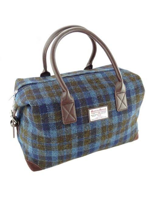 Harris Tweed Holdall Bag